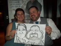 Wedding Caricatures Widnes